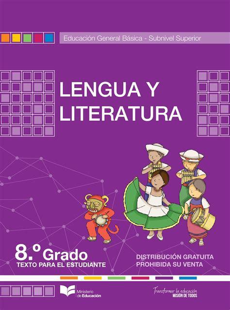 leer libro e mar abierta en linea gratis calam 233 o lengua y literatura 8