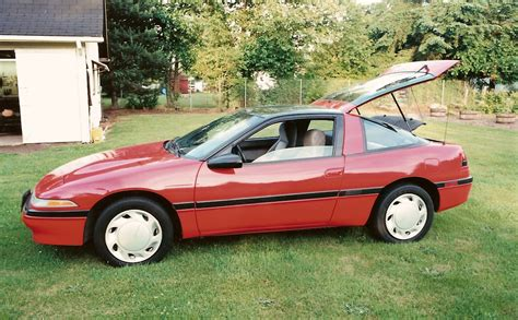 plymouth laser 1990
