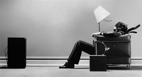 Sitting In Chair In Front Of Speaker by Maxell Blown Away Ricfmartinez Flickr