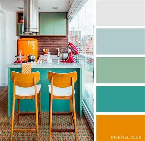 combinacoes de cores perfeitas  sua cozinha