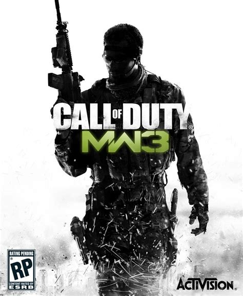 Call Of Duty Mw 3 jason hazelroth mw3