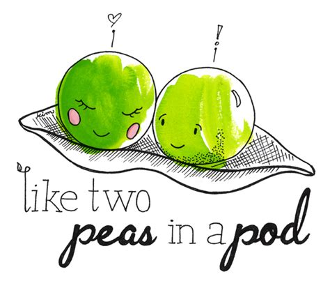 Two Peas In A Pod Meme - two peas in a pod quotes quotesgram