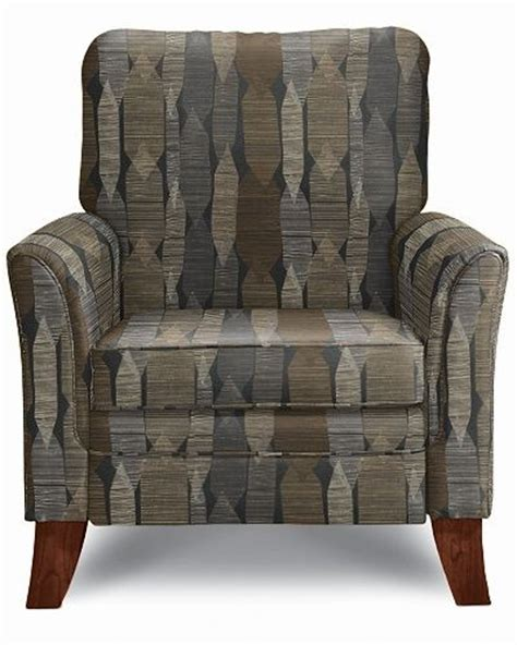 lazy boy riley recliner riley high leg recliner by la z boy accent chairs