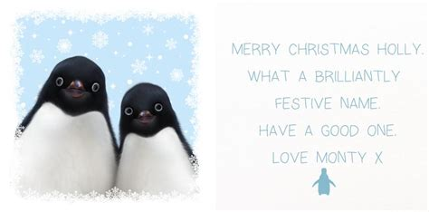 Where Can You Buy John Lewis Gift Cards - why john lewis monty the penguin christmas caign was such a hit because joss