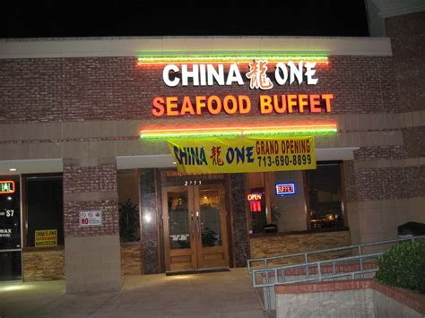 china one seafood buffet closed chinese 2753 gessner
