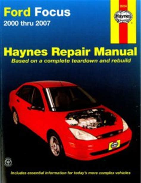 auto manual repair 2011 ford focus navigation system haynes ford focus 2000 2011 auto repair manual