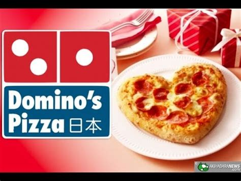 domino pizza vi domino s pizza online japan youtube
