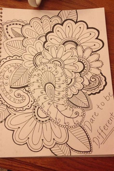 doodle vs calendar 753 best doodle zentangle flowers images on