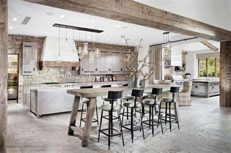 Pottery Barn Kitchen Ideas by La Cuisine Moderne Et Ses Visages Multiples Design Feria