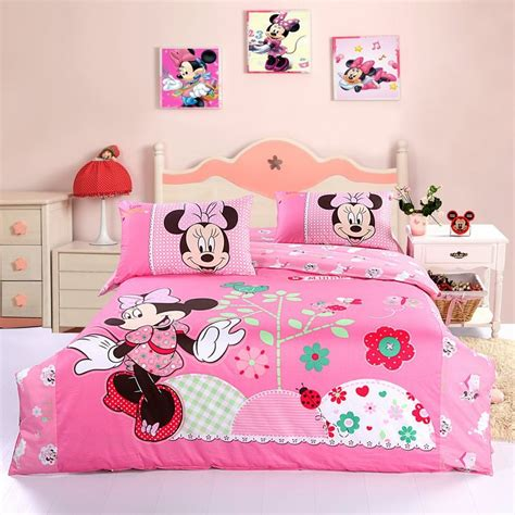 buy wholesale minnie mouse comforter set from china