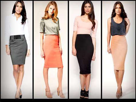 moda de oficina de mujer en pinterest faldas vestidos y falda tubo 191 c 243 mo se usa soyactitud