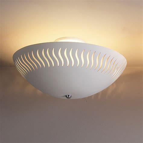 Ceramic Ceiling Lights 18 Quot Ceramic Ceiling Light W Lines