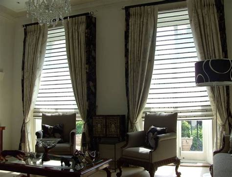pictures of window blinds and curtains furnishing studio