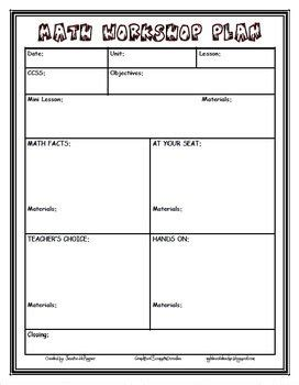collection of 6 common core math lesson plan template farmer resume