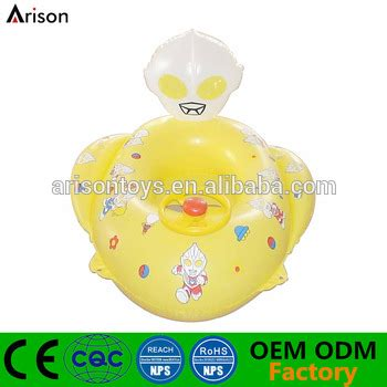 floating boat for baby pvc inflatable baby swim float boat inflatale infant