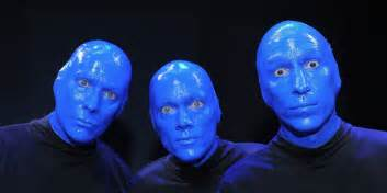blue man group face paint blue man group makeup