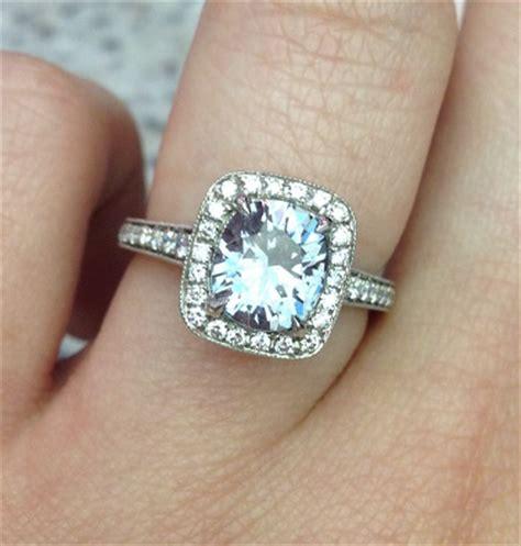 post my unique engagement ring weddingbee