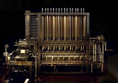 by charles babbage first computer 1882 english mathematician charles babbage conceives of a