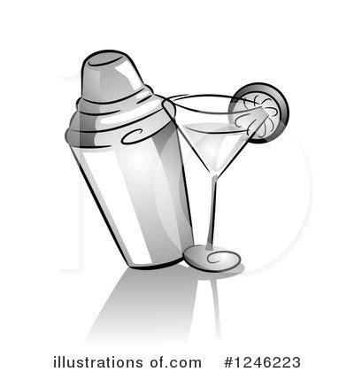 martini shaker clip art cocktails clipart 86