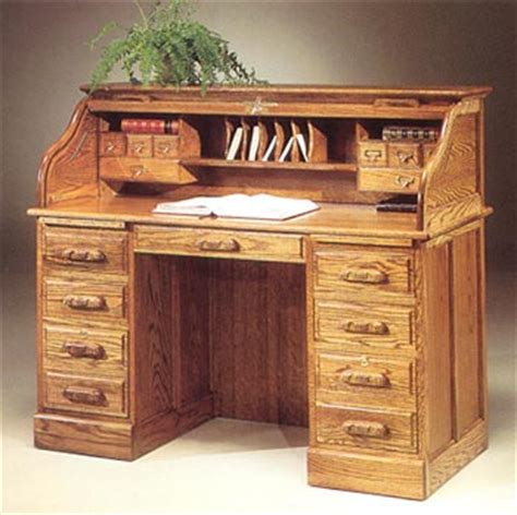 old fashioned office desk furniture123 country collection promo roll top desk