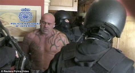 mark jackson uk club mark lilley drug lord cornered naked in spanish bolt hole