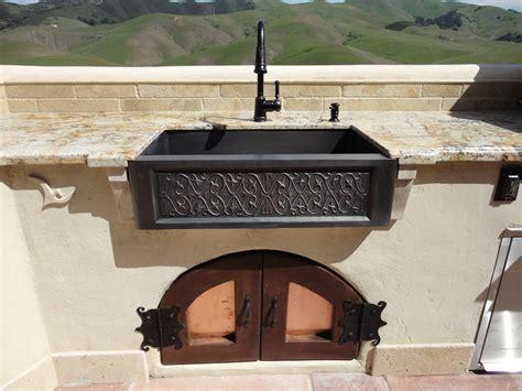 outdoor kitchen kits with sink outdoor kitchen with sink kitchen decor design ideas