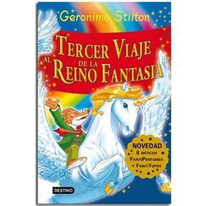 tercer viaje al reino 8408081217 libro tercer viaje al reino de la fantas 237 a