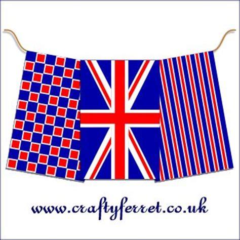 printable union jack bookmarks free printable british flag union jack bunting celebration