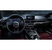 All New Audi A5 Coup&233  UK
