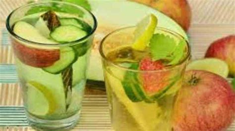 Quit Detox Drink by Best Of Detox Drinks To Stop Bloating And How To Make
