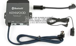 Kenwood Kca Bt100 kenwood kca bt100 kcabt100 bluetooth adaptor kit for compatible
