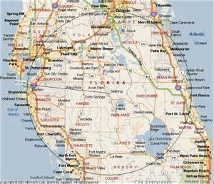 central florida city map cities in central florida map search engine at