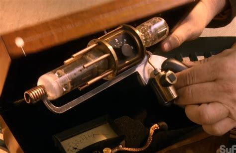 tesla electric gun prop