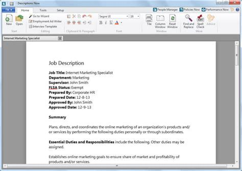 design editor responsibilities job description writing software create job descriptions