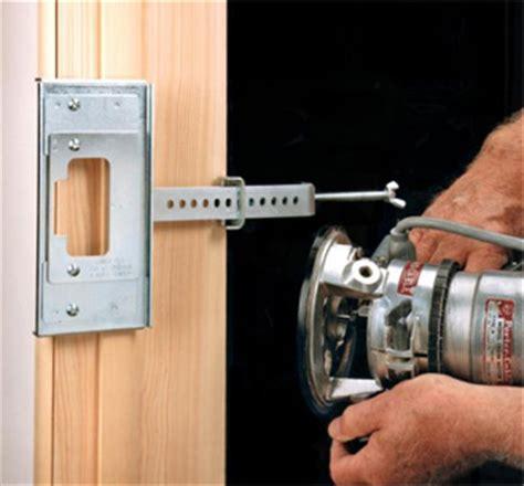 door jamb router template workshop supply store