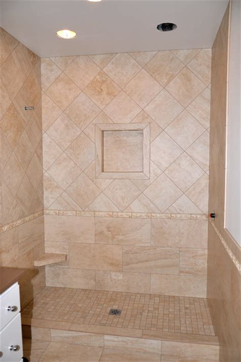all tile bathroom shower tub bathroom ideas traditional bathroom