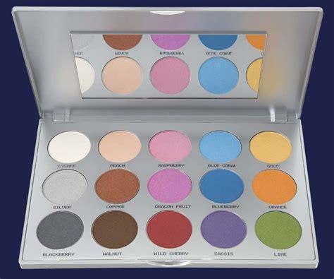 Review Eyeshadow Viva Pink kryolan viva brilliant color range reviews photos