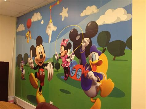 Mickey Mouse Clubhouse Room by 25 Best Ideas About Mickey Mouse Wallpaper On