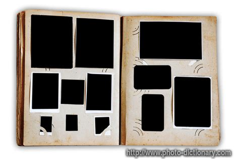 using photo albums for sequence analysis