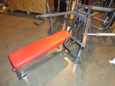 magnum bench press midwest used fitness equipment magnum fitness biangular
