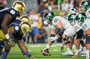 football on michigan state football 5 takeaways from notre dame win