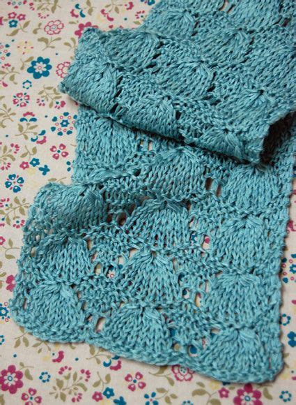 knitting expert free knitting pattern called quot lucina shell quot easy for