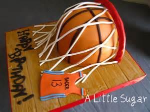 Basketball cakes bigfatcook