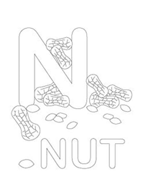 nutrition alphabet coloring pages 53 best images about n is for alphabet on pinterest
