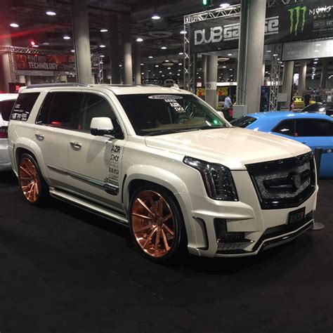 Customized Cadillac Escalade by Cadillac Escalade By Chariotz Click To View More Photos