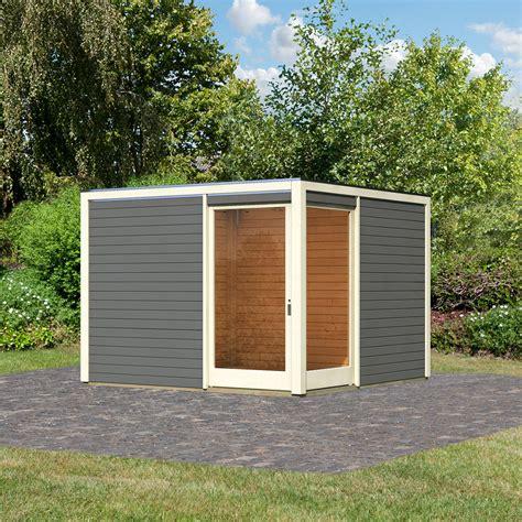 Gartenhaus Modern Kubus