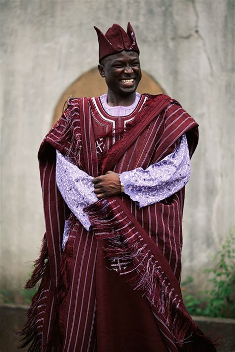 yoruba native dress learn
