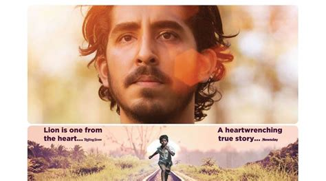 lion film images lion movie review this is a film you won t forget in a