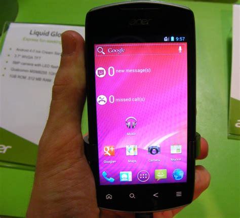 Hp Acer Liquid Glow E330 http cellphoneforums net content attachments 50008 acer liquid glow mwc 2012 jpg