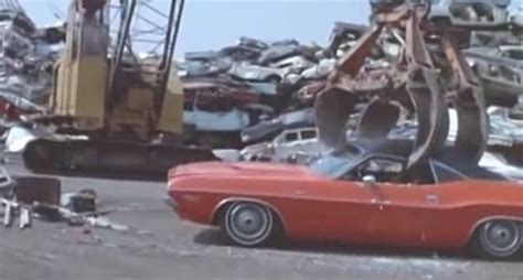 what happened to challenger in 60 seconds what happened to the 1970 dodge